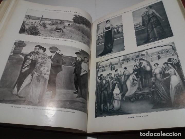Libros antiguos: FABULOSO Y EXCEPCIONAL LIBRO ILUSTRACION ARTISTICA 110 AÑOS MONUMENTAL 40 cm - Foto 189 - 240999385