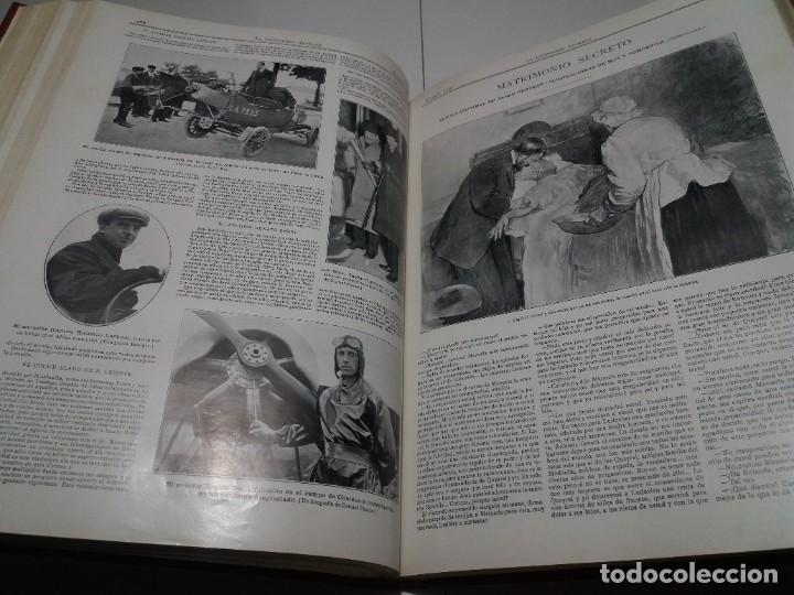Libros antiguos: FABULOSO Y EXCEPCIONAL LIBRO ILUSTRACION ARTISTICA 110 AÑOS MONUMENTAL 40 cm - Foto 190 - 240999385