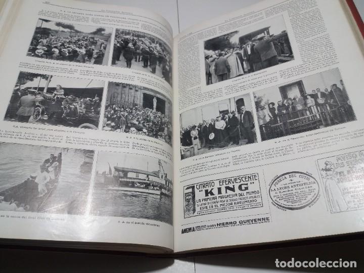 Libros antiguos: FABULOSO Y EXCEPCIONAL LIBRO ILUSTRACION ARTISTICA 110 AÑOS MONUMENTAL 40 cm - Foto 191 - 240999385