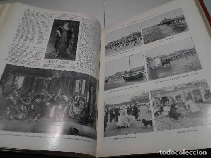 Libros antiguos: FABULOSO Y EXCEPCIONAL LIBRO ILUSTRACION ARTISTICA 110 AÑOS MONUMENTAL 40 cm - Foto 193 - 240999385