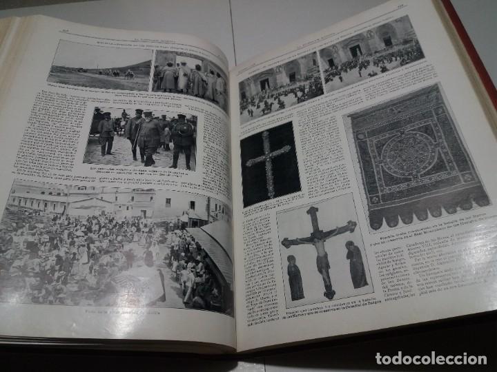 Libros antiguos: FABULOSO Y EXCEPCIONAL LIBRO ILUSTRACION ARTISTICA 110 AÑOS MONUMENTAL 40 cm - Foto 194 - 240999385