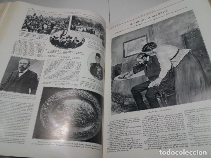 Libros antiguos: FABULOSO Y EXCEPCIONAL LIBRO ILUSTRACION ARTISTICA 110 AÑOS MONUMENTAL 40 cm - Foto 196 - 240999385