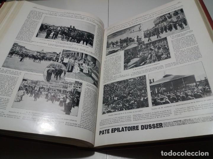 Libros antiguos: FABULOSO Y EXCEPCIONAL LIBRO ILUSTRACION ARTISTICA 110 AÑOS MONUMENTAL 40 cm - Foto 197 - 240999385