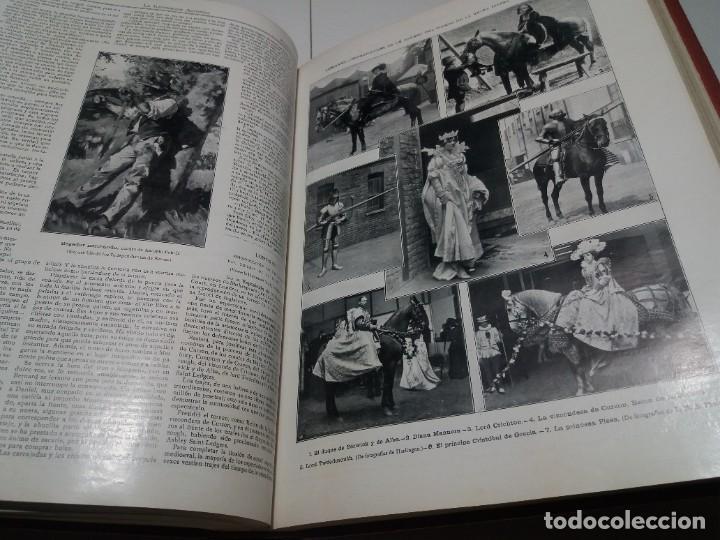 Libros antiguos: FABULOSO Y EXCEPCIONAL LIBRO ILUSTRACION ARTISTICA 110 AÑOS MONUMENTAL 40 cm - Foto 199 - 240999385