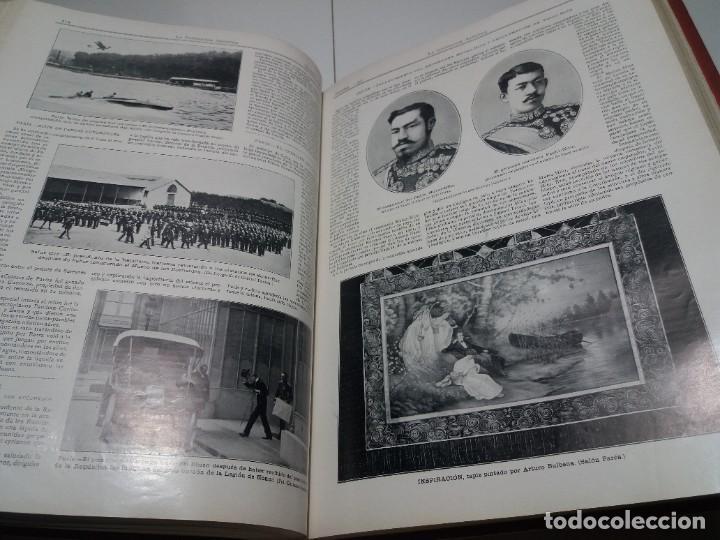 Libros antiguos: FABULOSO Y EXCEPCIONAL LIBRO ILUSTRACION ARTISTICA 110 AÑOS MONUMENTAL 40 cm - Foto 200 - 240999385