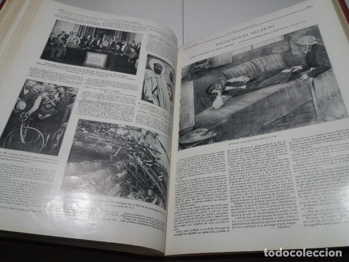 Libros antiguos: FABULOSO Y EXCEPCIONAL LIBRO ILUSTRACION ARTISTICA 110 AÑOS MONUMENTAL 40 cm - Foto 202 - 240999385