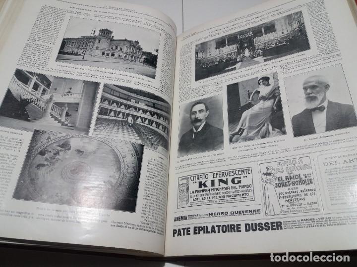 Libros antiguos: FABULOSO Y EXCEPCIONAL LIBRO ILUSTRACION ARTISTICA 110 AÑOS MONUMENTAL 40 cm - Foto 203 - 240999385