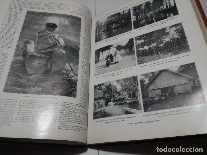 Libros antiguos: FABULOSO Y EXCEPCIONAL LIBRO ILUSTRACION ARTISTICA 110 AÑOS MONUMENTAL 40 cm - Foto 205 - 240999385
