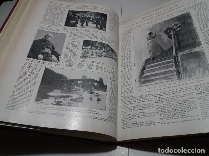 Libros antiguos: FABULOSO Y EXCEPCIONAL LIBRO ILUSTRACION ARTISTICA 110 AÑOS MONUMENTAL 40 cm - Foto 207 - 240999385