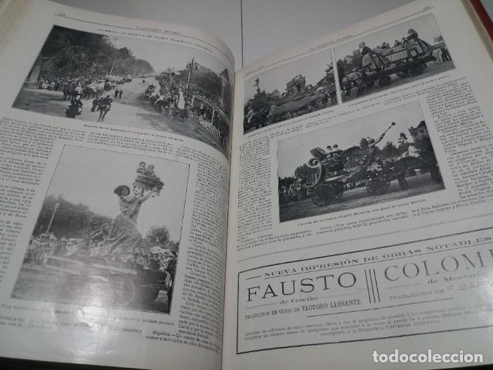 Libros antiguos: FABULOSO Y EXCEPCIONAL LIBRO ILUSTRACION ARTISTICA 110 AÑOS MONUMENTAL 40 cm - Foto 208 - 240999385