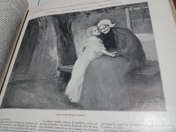 Libros antiguos: FABULOSO Y EXCEPCIONAL LIBRO ILUSTRACION ARTISTICA 110 AÑOS MONUMENTAL 40 cm - Foto 210 - 240999385