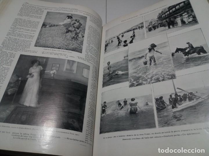 Libros antiguos: FABULOSO Y EXCEPCIONAL LIBRO ILUSTRACION ARTISTICA 110 AÑOS MONUMENTAL 40 cm - Foto 211 - 240999385