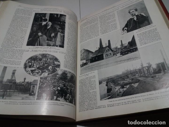 Libros antiguos: FABULOSO Y EXCEPCIONAL LIBRO ILUSTRACION ARTISTICA 110 AÑOS MONUMENTAL 40 cm - Foto 212 - 240999385