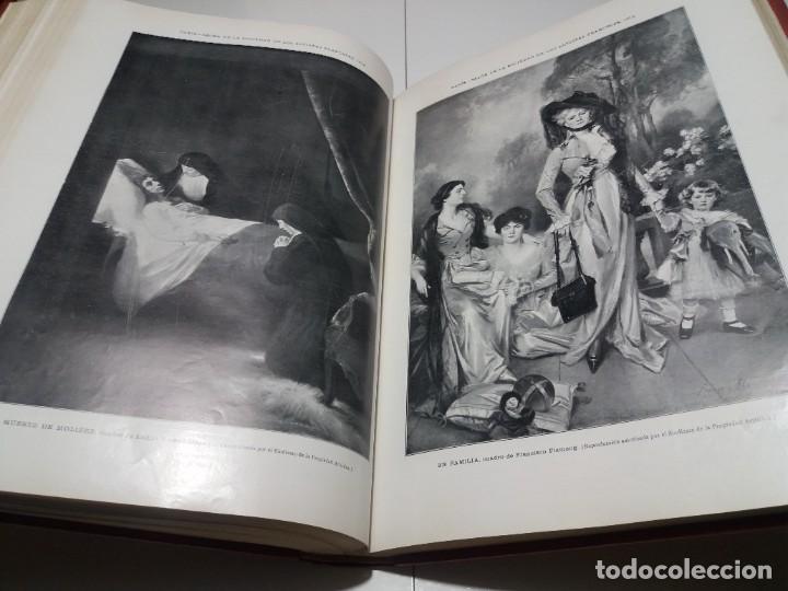 Libros antiguos: FABULOSO Y EXCEPCIONAL LIBRO ILUSTRACION ARTISTICA 110 AÑOS MONUMENTAL 40 cm - Foto 213 - 240999385