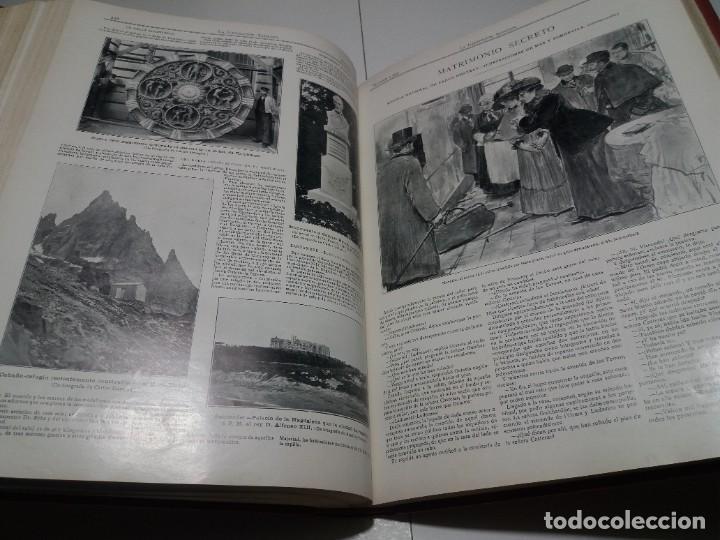 Libros antiguos: FABULOSO Y EXCEPCIONAL LIBRO ILUSTRACION ARTISTICA 110 AÑOS MONUMENTAL 40 cm - Foto 214 - 240999385