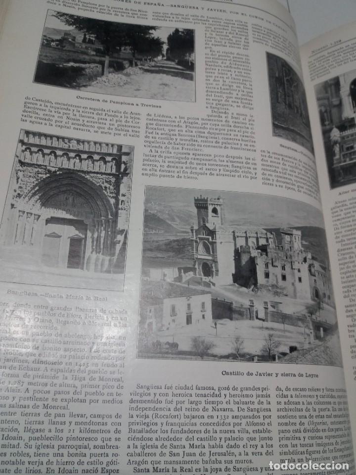 Libros antiguos: FABULOSO Y EXCEPCIONAL LIBRO ILUSTRACION ARTISTICA 110 AÑOS MONUMENTAL 40 cm - Foto 215 - 240999385
