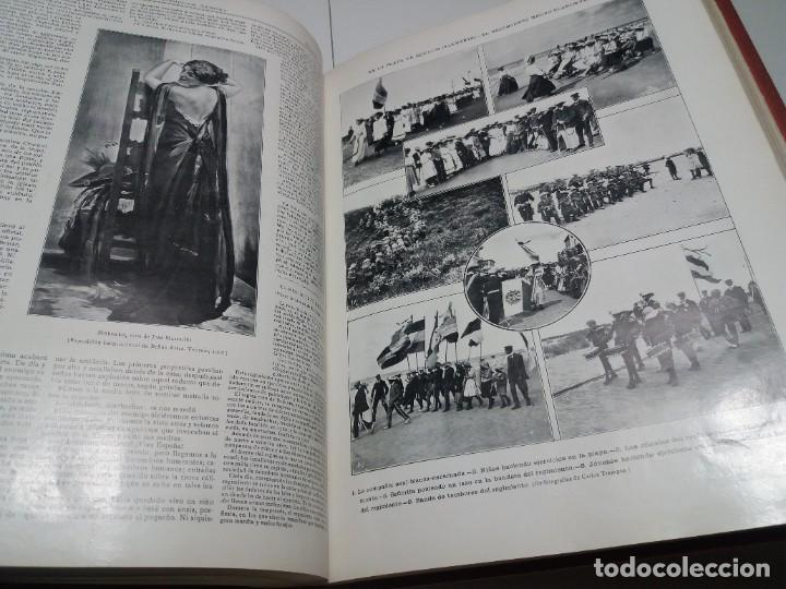 Libros antiguos: FABULOSO Y EXCEPCIONAL LIBRO ILUSTRACION ARTISTICA 110 AÑOS MONUMENTAL 40 cm - Foto 218 - 240999385