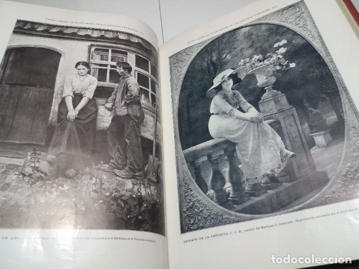 Libros antiguos: FABULOSO Y EXCEPCIONAL LIBRO ILUSTRACION ARTISTICA 110 AÑOS MONUMENTAL 40 cm - Foto 219 - 240999385