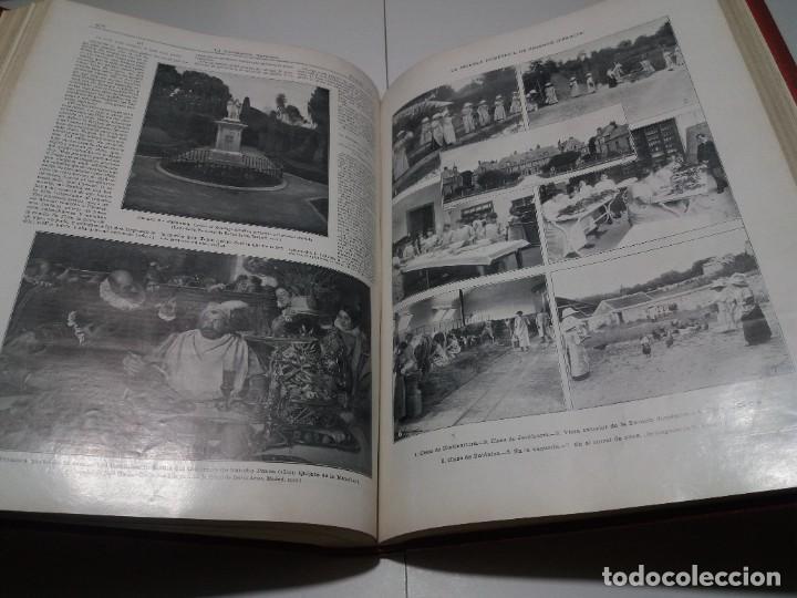 Libros antiguos: FABULOSO Y EXCEPCIONAL LIBRO ILUSTRACION ARTISTICA 110 AÑOS MONUMENTAL 40 cm - Foto 222 - 240999385