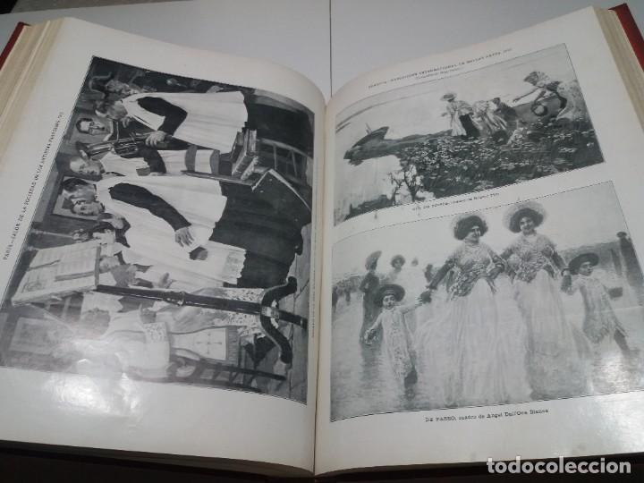 Libros antiguos: FABULOSO Y EXCEPCIONAL LIBRO ILUSTRACION ARTISTICA 110 AÑOS MONUMENTAL 40 cm - Foto 224 - 240999385