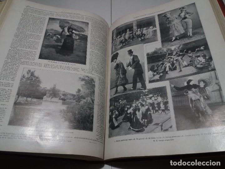Libros antiguos: FABULOSO Y EXCEPCIONAL LIBRO ILUSTRACION ARTISTICA 110 AÑOS MONUMENTAL 40 cm - Foto 227 - 240999385