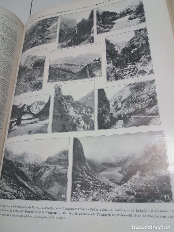Libros antiguos: FABULOSO Y EXCEPCIONAL LIBRO ILUSTRACION ARTISTICA 110 AÑOS MONUMENTAL 40 cm - Foto 232 - 240999385