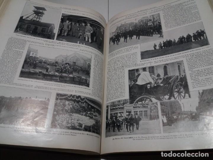 Libros antiguos: FABULOSO Y EXCEPCIONAL LIBRO ILUSTRACION ARTISTICA 110 AÑOS MONUMENTAL 40 cm - Foto 233 - 240999385