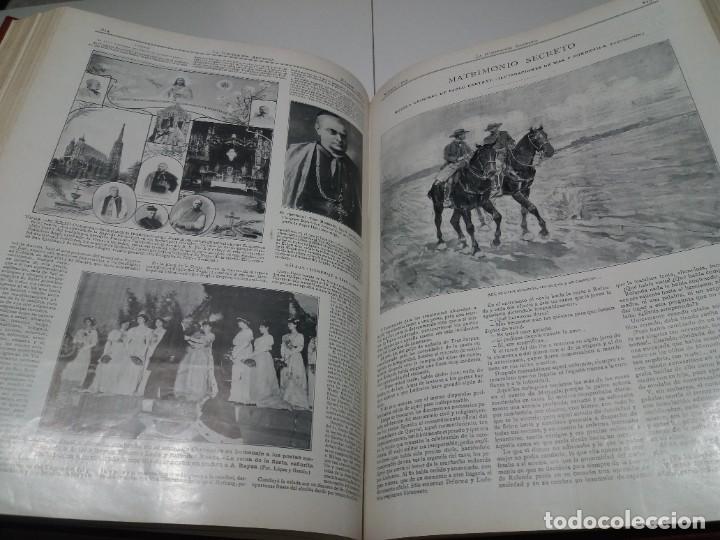 Libros antiguos: FABULOSO Y EXCEPCIONAL LIBRO ILUSTRACION ARTISTICA 110 AÑOS MONUMENTAL 40 cm - Foto 234 - 240999385