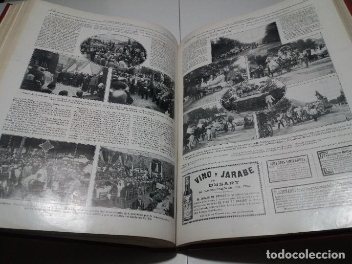 Libros antiguos: FABULOSO Y EXCEPCIONAL LIBRO ILUSTRACION ARTISTICA 110 AÑOS MONUMENTAL 40 cm - Foto 235 - 240999385
