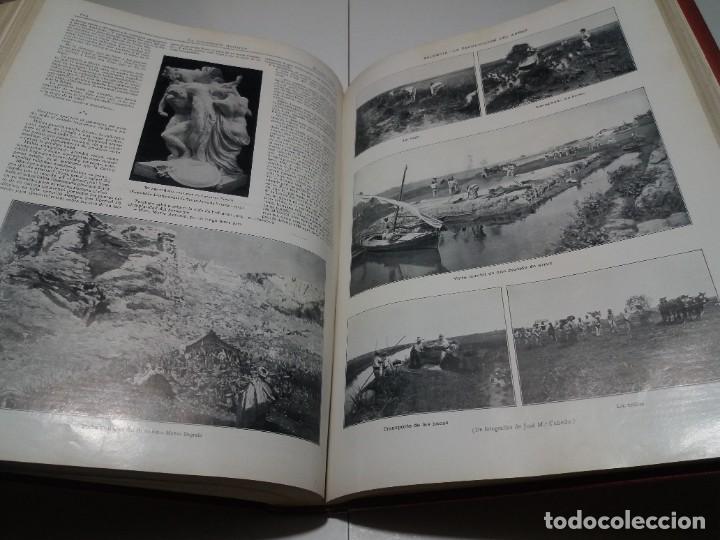 Libros antiguos: FABULOSO Y EXCEPCIONAL LIBRO ILUSTRACION ARTISTICA 110 AÑOS MONUMENTAL 40 cm - Foto 238 - 240999385