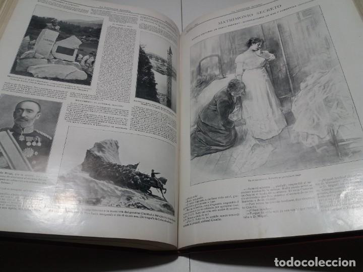 Libros antiguos: FABULOSO Y EXCEPCIONAL LIBRO ILUSTRACION ARTISTICA 110 AÑOS MONUMENTAL 40 cm - Foto 240 - 240999385