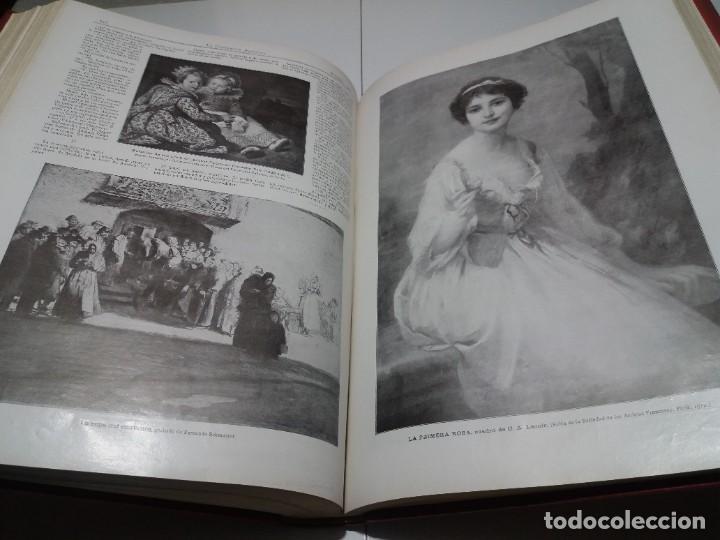 Libros antiguos: FABULOSO Y EXCEPCIONAL LIBRO ILUSTRACION ARTISTICA 110 AÑOS MONUMENTAL 40 cm - Foto 243 - 240999385