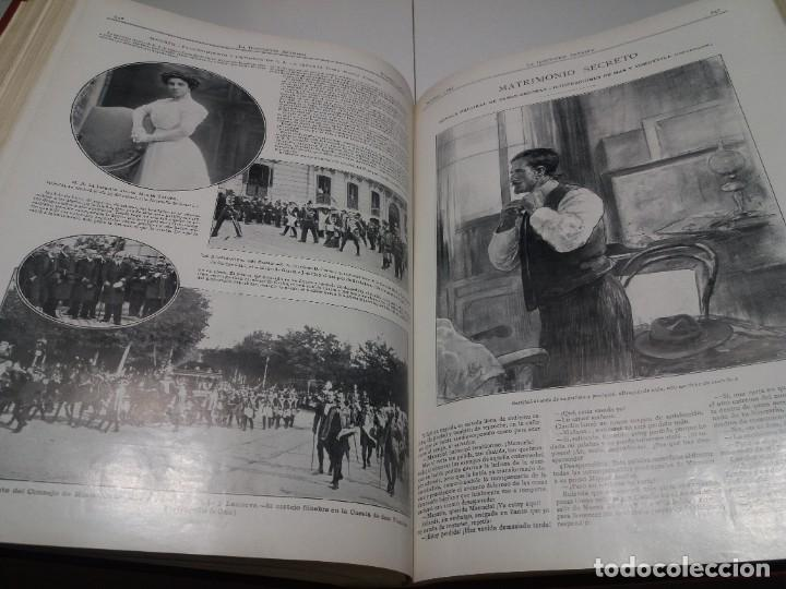 Libros antiguos: FABULOSO Y EXCEPCIONAL LIBRO ILUSTRACION ARTISTICA 110 AÑOS MONUMENTAL 40 cm - Foto 246 - 240999385