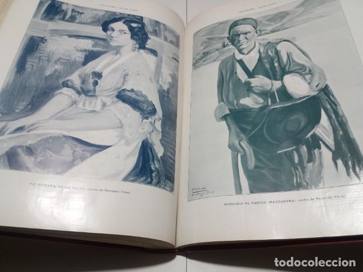 Libros antiguos: FABULOSO Y EXCEPCIONAL LIBRO ILUSTRACION ARTISTICA 110 AÑOS MONUMENTAL 40 cm - Foto 251 - 240999385