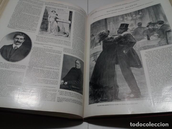 Libros antiguos: FABULOSO Y EXCEPCIONAL LIBRO ILUSTRACION ARTISTICA 110 AÑOS MONUMENTAL 40 cm - Foto 252 - 240999385