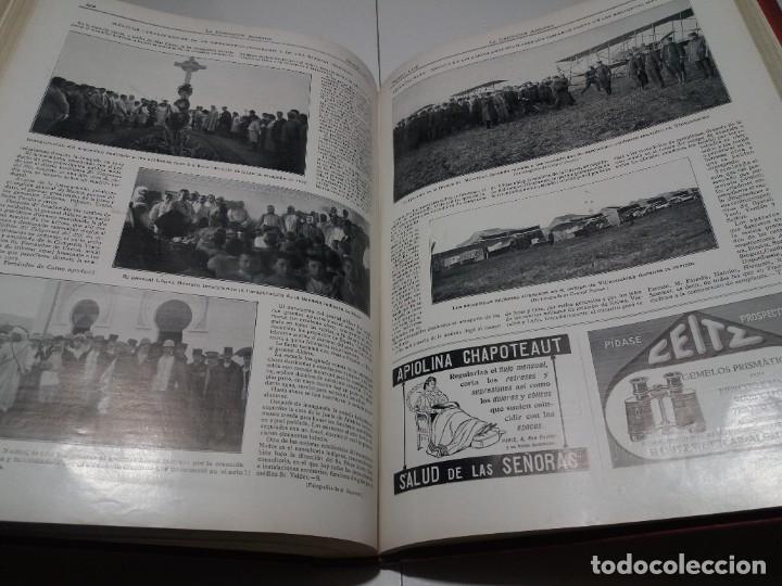 Libros antiguos: FABULOSO Y EXCEPCIONAL LIBRO ILUSTRACION ARTISTICA 110 AÑOS MONUMENTAL 40 cm - Foto 253 - 240999385