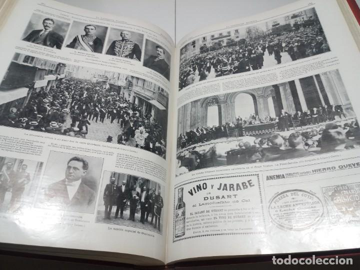 Libros antiguos: FABULOSO Y EXCEPCIONAL LIBRO ILUSTRACION ARTISTICA 110 AÑOS MONUMENTAL 40 cm - Foto 259 - 240999385
