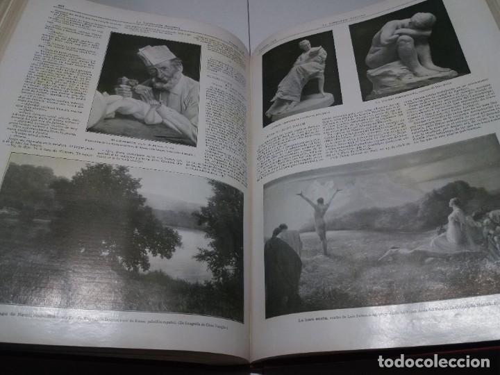 Libros antiguos: FABULOSO Y EXCEPCIONAL LIBRO ILUSTRACION ARTISTICA 110 AÑOS MONUMENTAL 40 cm - Foto 262 - 240999385