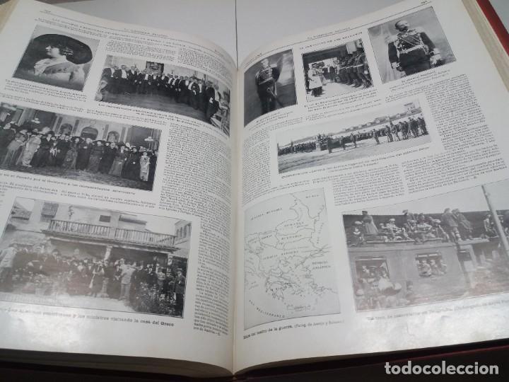Libros antiguos: FABULOSO Y EXCEPCIONAL LIBRO ILUSTRACION ARTISTICA 110 AÑOS MONUMENTAL 40 cm - Foto 263 - 240999385