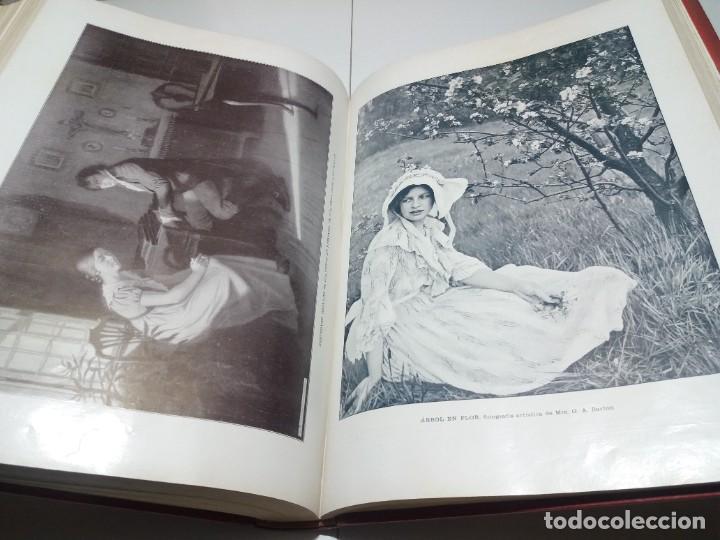 Libros antiguos: FABULOSO Y EXCEPCIONAL LIBRO ILUSTRACION ARTISTICA 110 AÑOS MONUMENTAL 40 cm - Foto 264 - 240999385