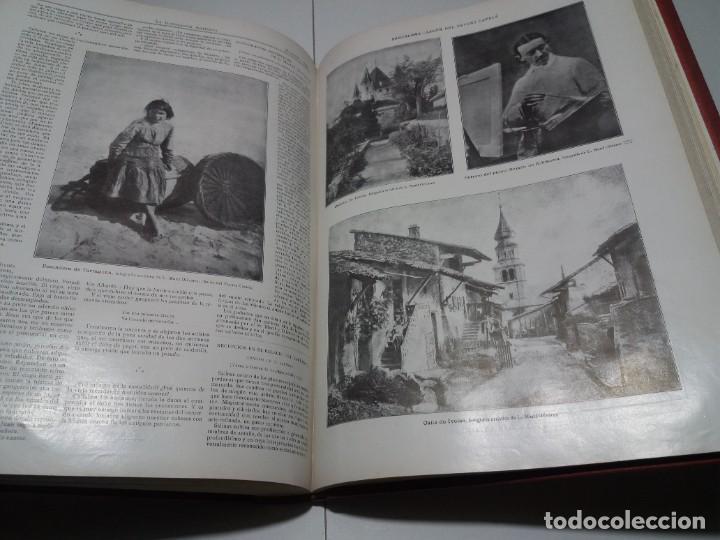 Libros antiguos: FABULOSO Y EXCEPCIONAL LIBRO ILUSTRACION ARTISTICA 110 AÑOS MONUMENTAL 40 cm - Foto 266 - 240999385