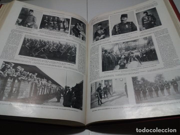 Libros antiguos: FABULOSO Y EXCEPCIONAL LIBRO ILUSTRACION ARTISTICA 110 AÑOS MONUMENTAL 40 cm - Foto 267 - 240999385