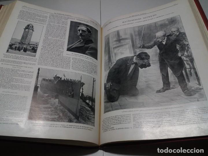 Libros antiguos: FABULOSO Y EXCEPCIONAL LIBRO ILUSTRACION ARTISTICA 110 AÑOS MONUMENTAL 40 cm - Foto 269 - 240999385