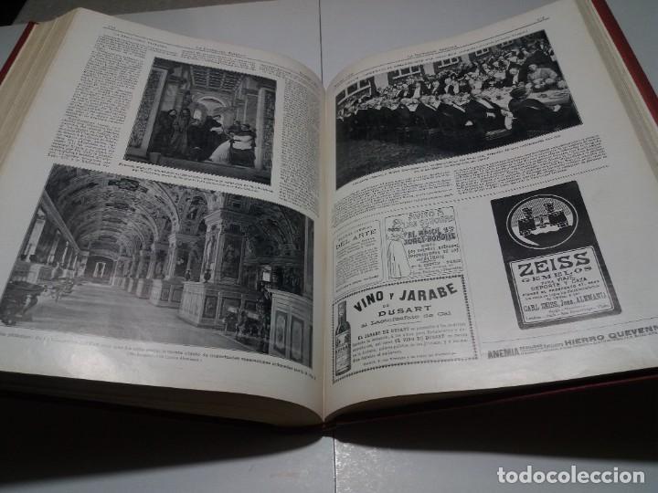 Libros antiguos: FABULOSO Y EXCEPCIONAL LIBRO ILUSTRACION ARTISTICA 110 AÑOS MONUMENTAL 40 cm - Foto 270 - 240999385