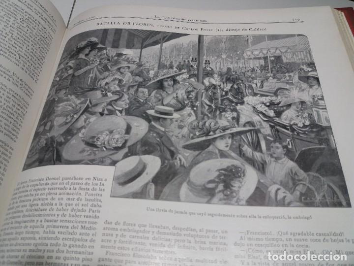 Libros antiguos: FABULOSO Y EXCEPCIONAL LIBRO ILUSTRACION ARTISTICA 110 AÑOS MONUMENTAL 40 cm - Foto 272 - 240999385