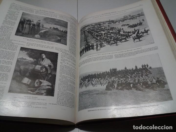 Libros antiguos: FABULOSO Y EXCEPCIONAL LIBRO ILUSTRACION ARTISTICA 110 AÑOS MONUMENTAL 40 cm - Foto 273 - 240999385