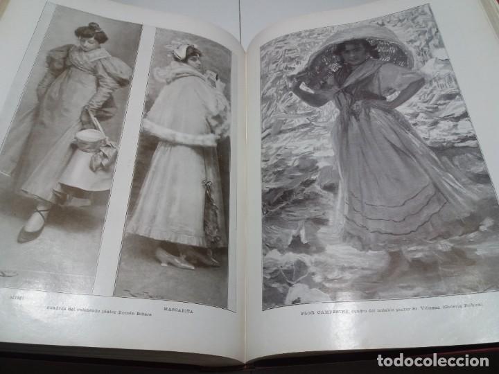 Libros antiguos: FABULOSO Y EXCEPCIONAL LIBRO ILUSTRACION ARTISTICA 110 AÑOS MONUMENTAL 40 cm - Foto 274 - 240999385