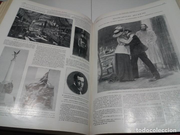 Libros antiguos: FABULOSO Y EXCEPCIONAL LIBRO ILUSTRACION ARTISTICA 110 AÑOS MONUMENTAL 40 cm - Foto 275 - 240999385