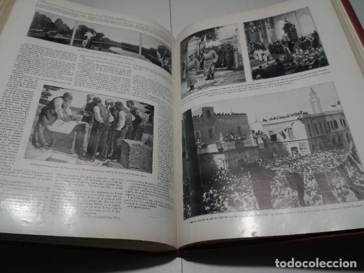 Libros antiguos: FABULOSO Y EXCEPCIONAL LIBRO ILUSTRACION ARTISTICA 110 AÑOS MONUMENTAL 40 cm - Foto 277 - 240999385