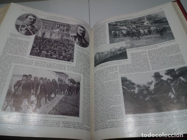 Libros antiguos: FABULOSO Y EXCEPCIONAL LIBRO ILUSTRACION ARTISTICA 110 AÑOS MONUMENTAL 40 cm - Foto 278 - 240999385